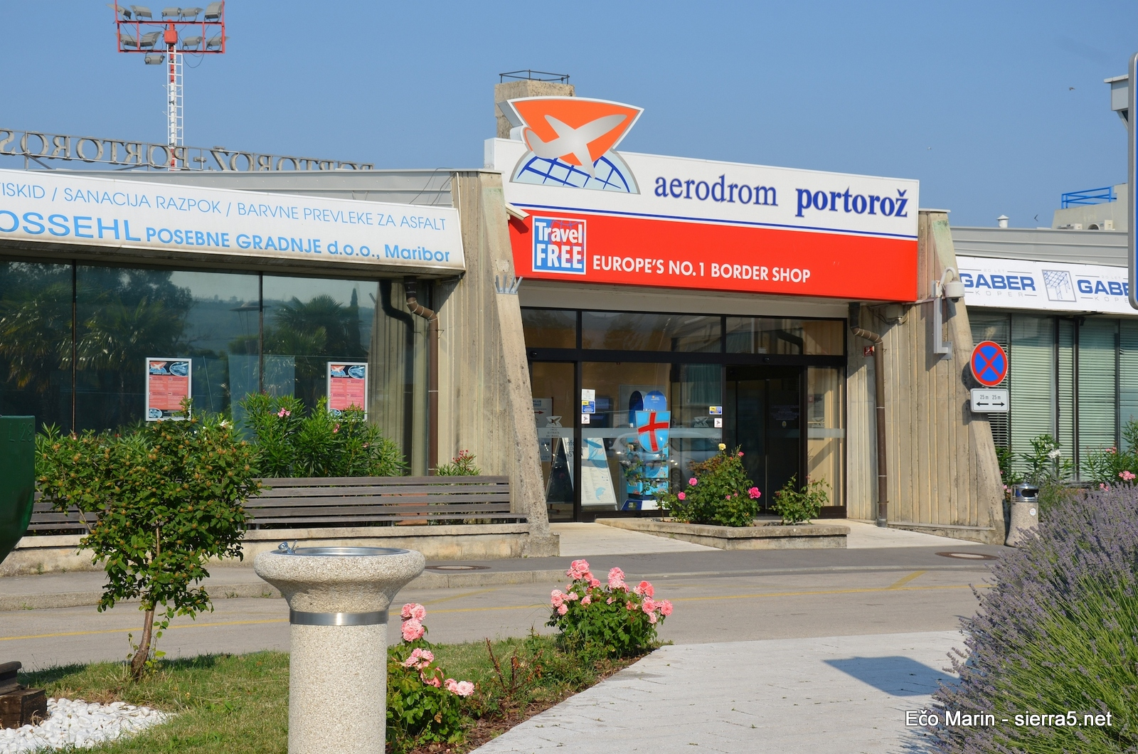 Na Aerodromu Portorož lani visok porast potnikov
