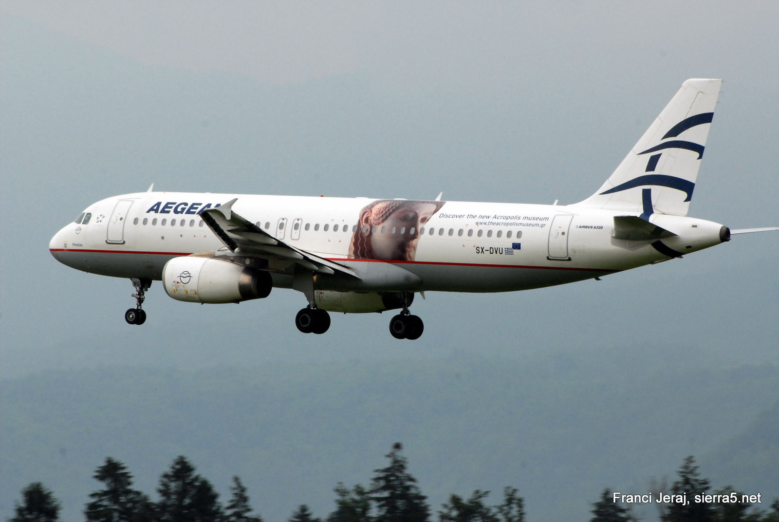 A320 Aegean Airlines