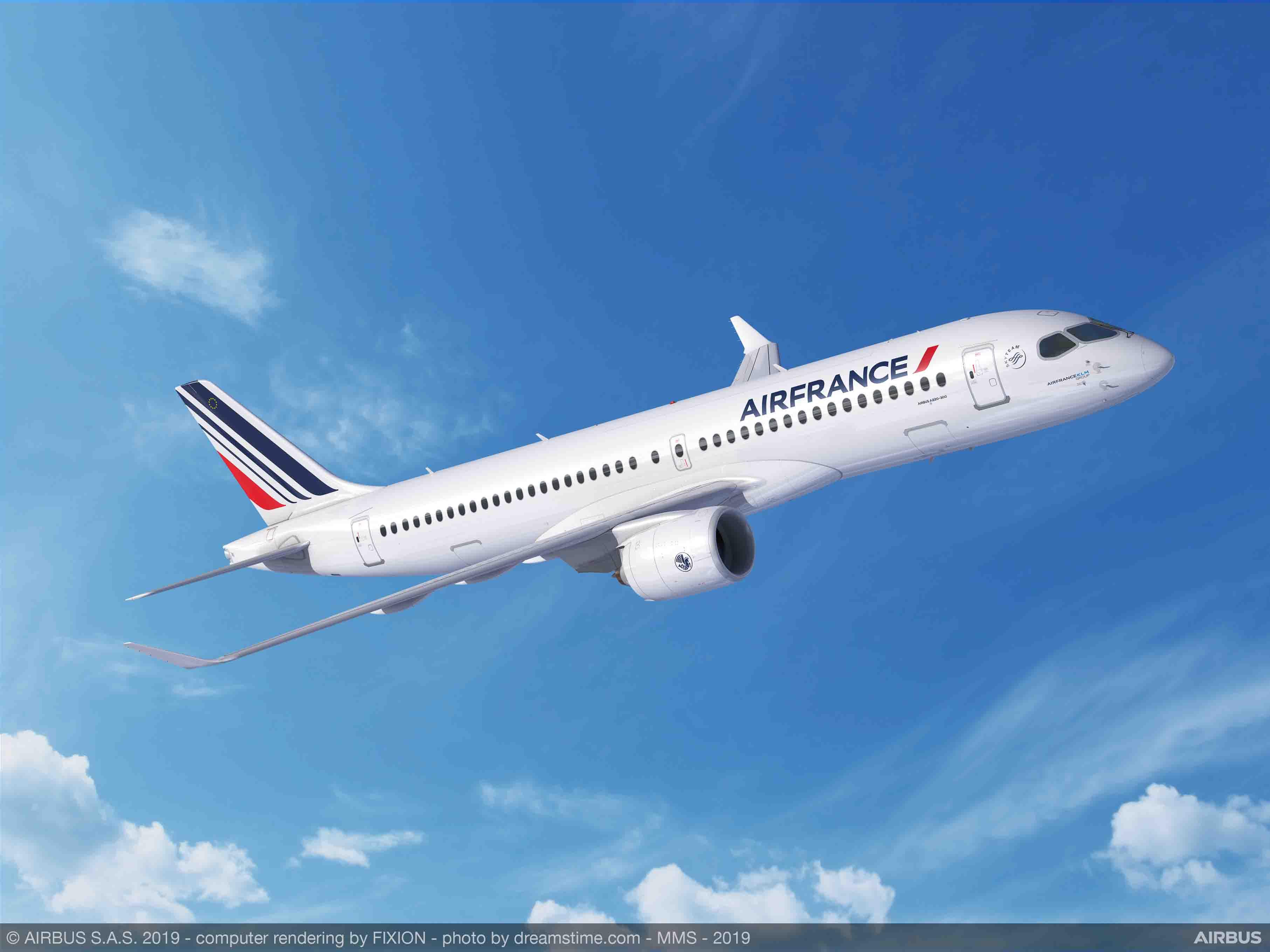 Air France bo junija ponovno letel iz Ljubljane