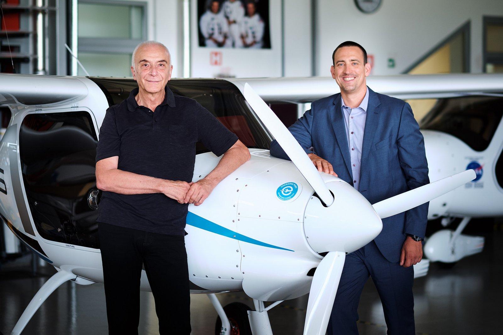 Pipistrel in Green Motion skupaj v razvoj električnih polnilnic za letala