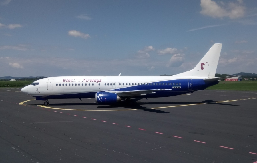 Letališče v Mariboru bo jutri zaprto
