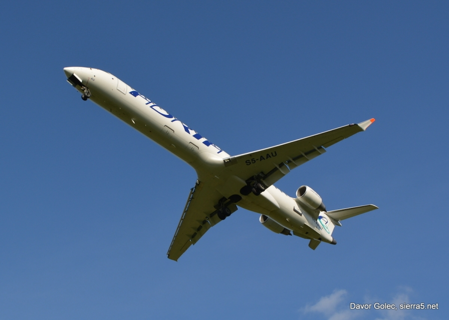Adria Airways išče izkušene pilote in letalske tehnike