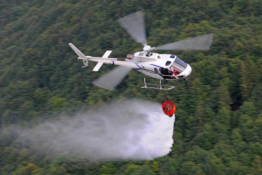Aerial firefighting and HEMS, an interview with Edi Furlan
