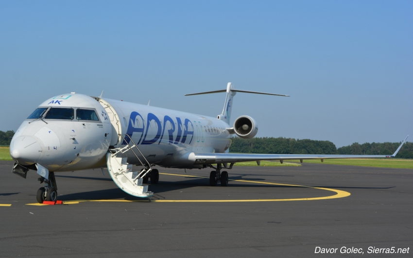 Adria Airways: Stavke NE BO