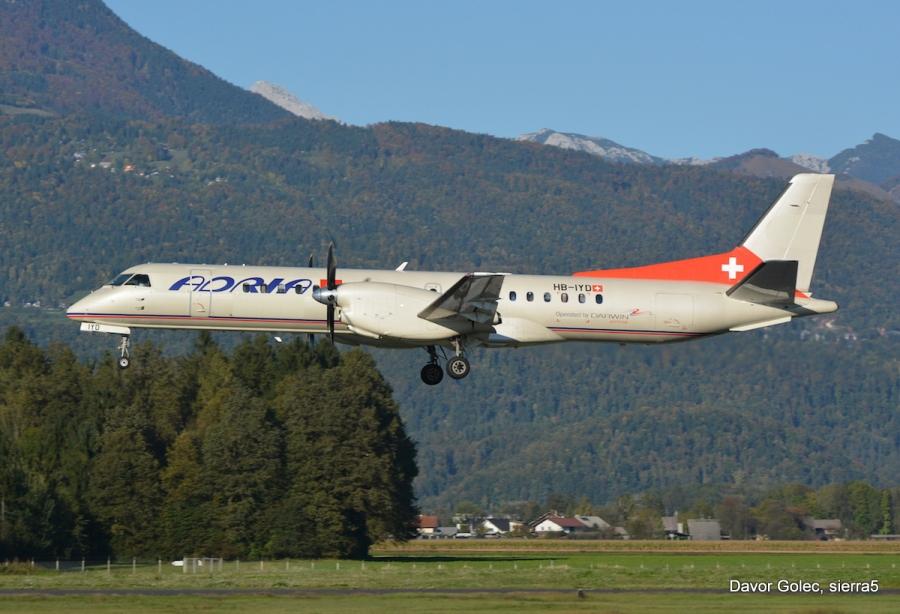 Adria Airways odslej tudi z nemškega letališča Paderborn-Lippstadt Airport