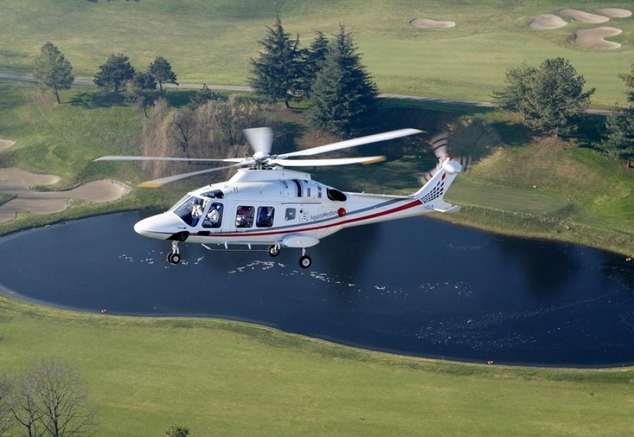 Leonardo Helicopters Slovenski policiji ponuja AW169