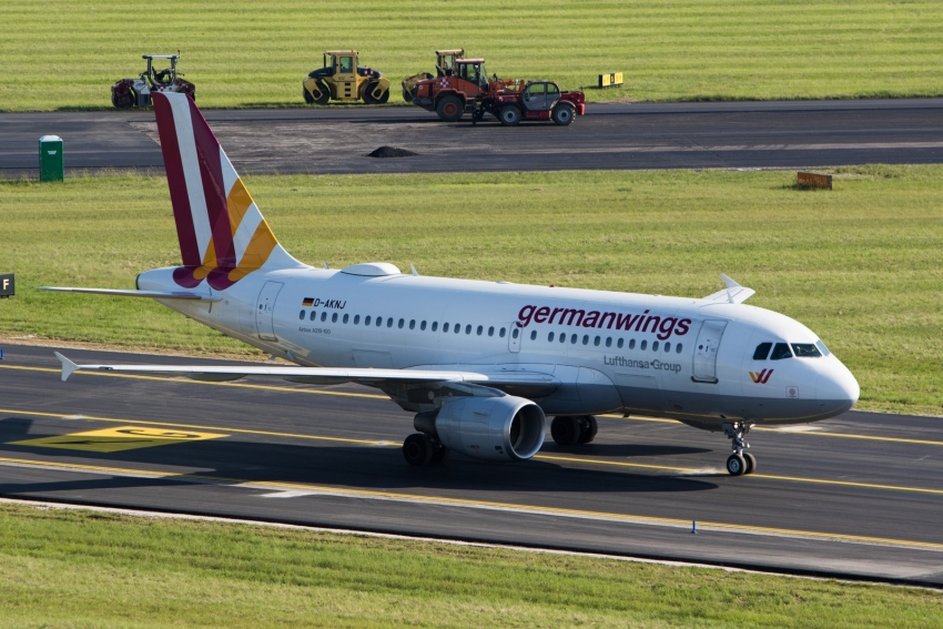 Germanwings povezal Trst s Kölnom