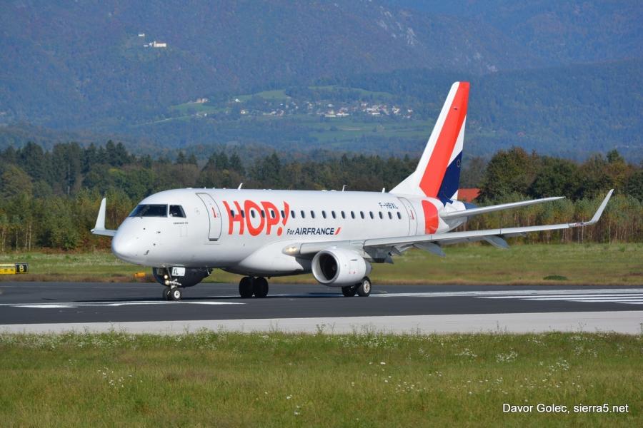 Air France na letališču v Parizu olajšal procedure za potnike iz Slovenije
