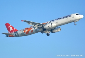 Turkish Airlines se vrača v Ljubljano