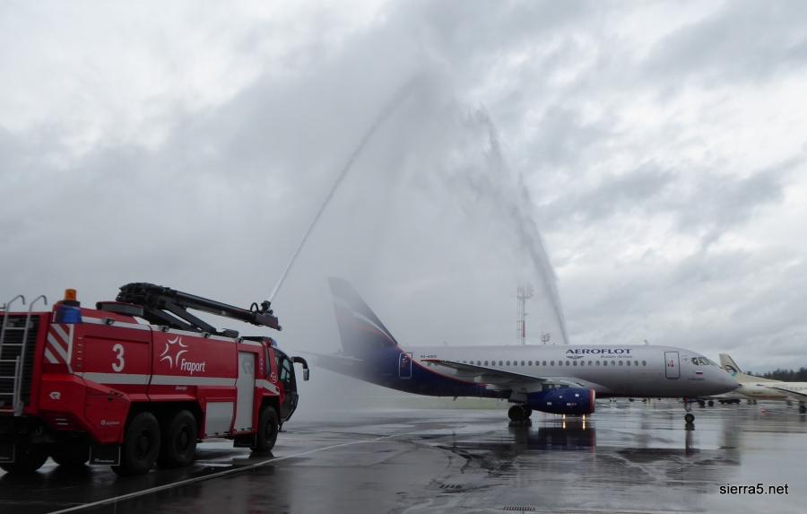 Aeroflot se po petnajstih letih vrača na ljubljansko letališče