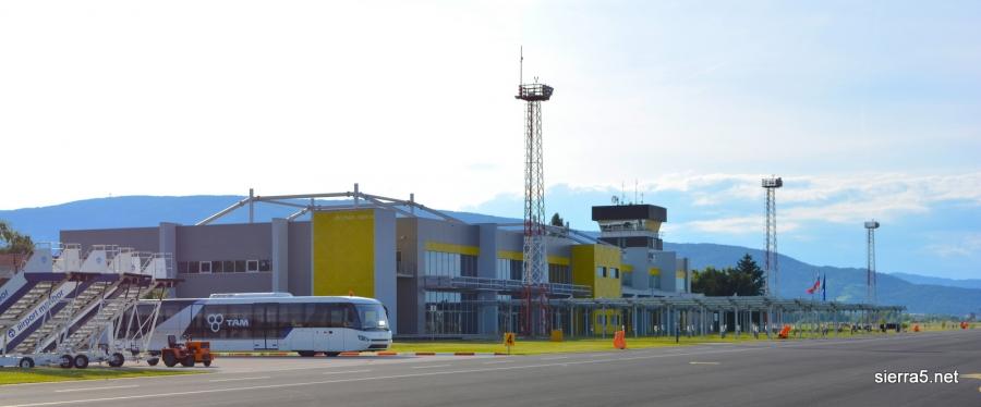 Mariborsko letališče obratuje naprej