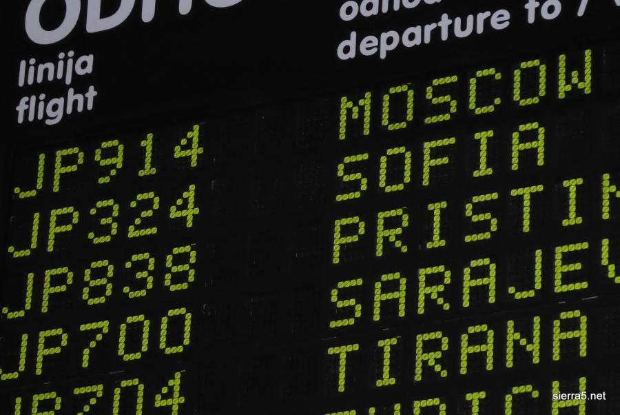 V maju 2018 je bil potniški promet na ljubljanskem letališču za 15 % višji kot v maju 2017