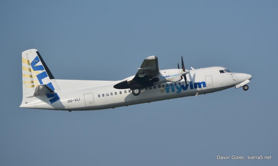 VLM Airlines iz Maribora tudi poleti