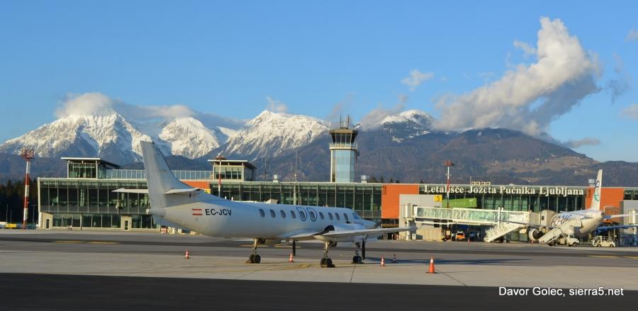 Aeroflot, Air France ter poljski LOT za poletje povečujejo kapacitete na letih iz Ljubljane