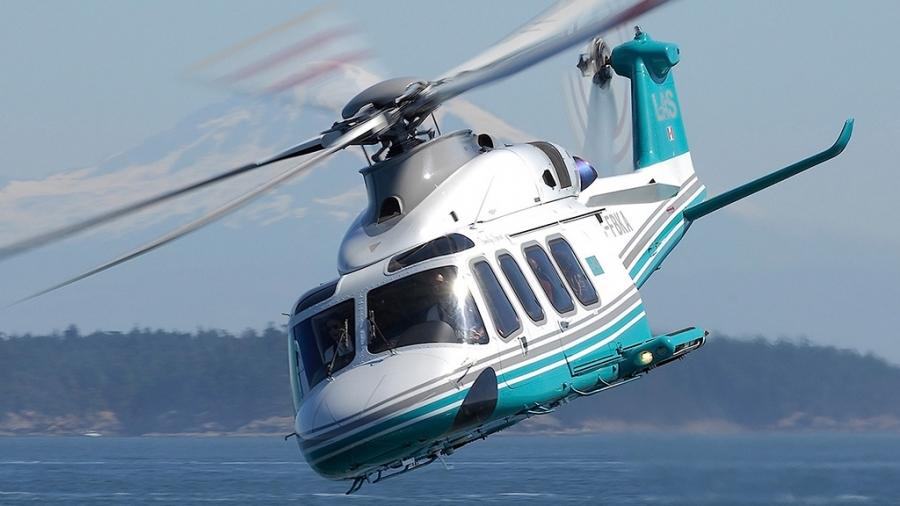 Policija kupuje nov helikopter