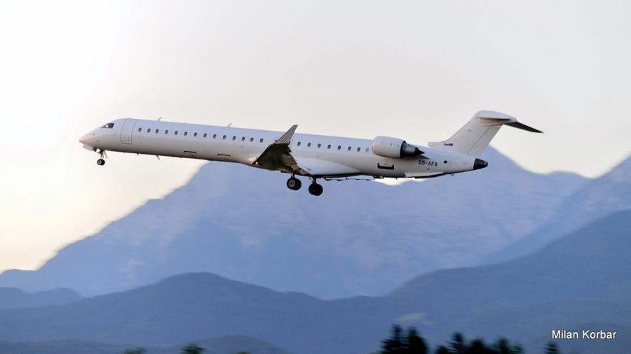 Adria Airways povečuje svojo floto letal
