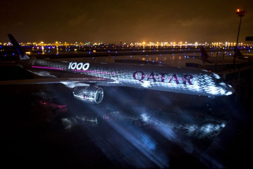 Qatar Airways dobil prvi A350-1000