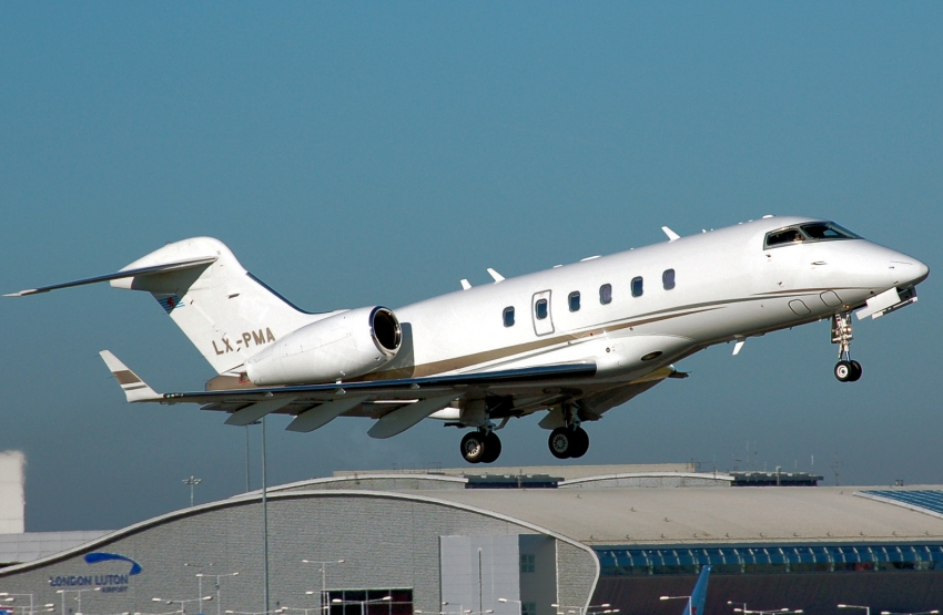 Bombardier continental (challenger 300)