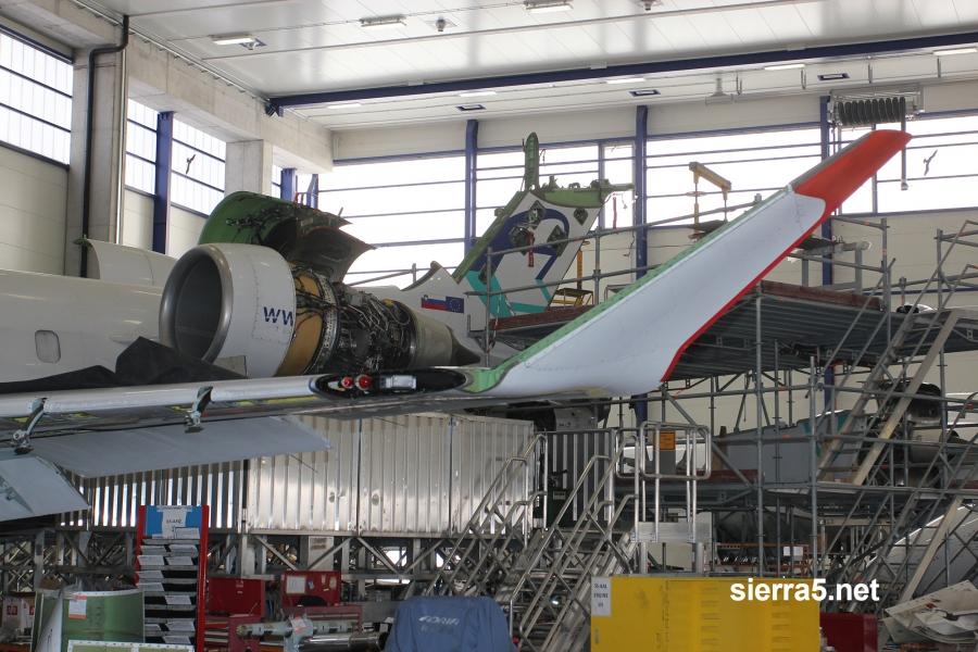 Northern Aerotech začenja vzdrževati Adriina letala