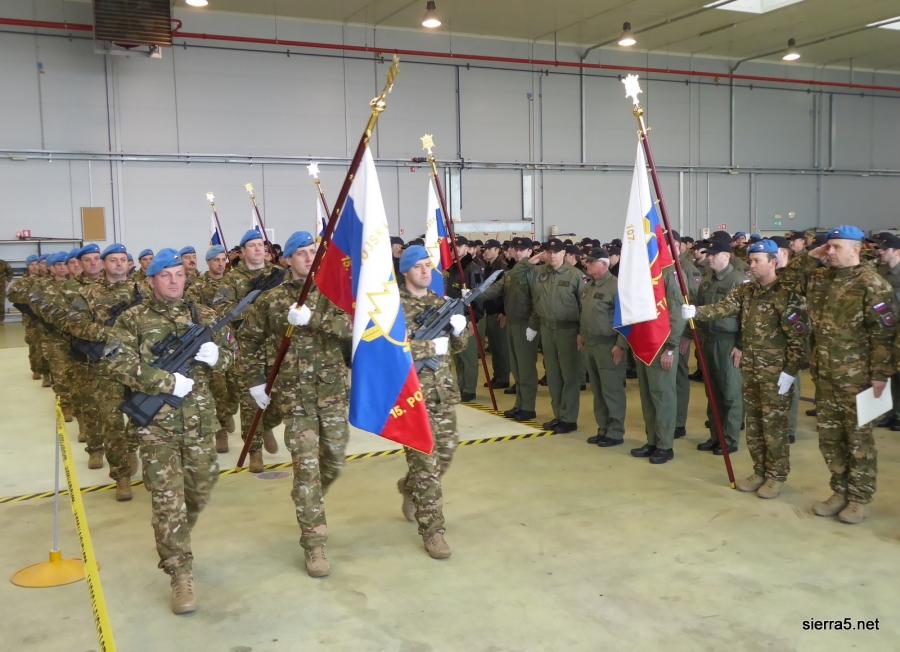 Vojaški letalci zaznamovali dan slovenskega vojaškega letalstva