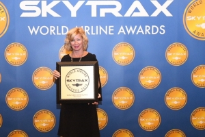 Združenje Star Alliance dobitnik nagrade Skytrax world airline awards