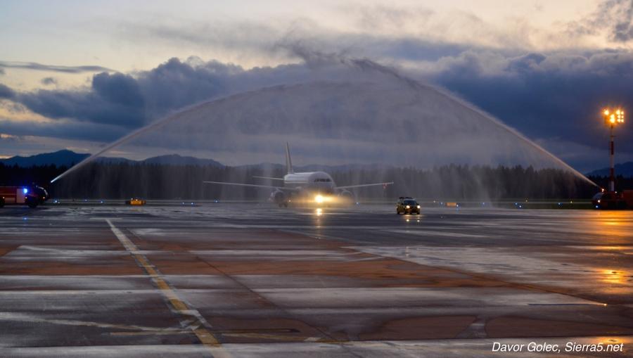 Ljubljana ponovno z neposredno letalsko povezavo z Brusljem