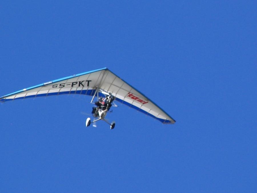 V zraku se ne počutijo dobro zgolj ptice, to vemo vsi letalci
