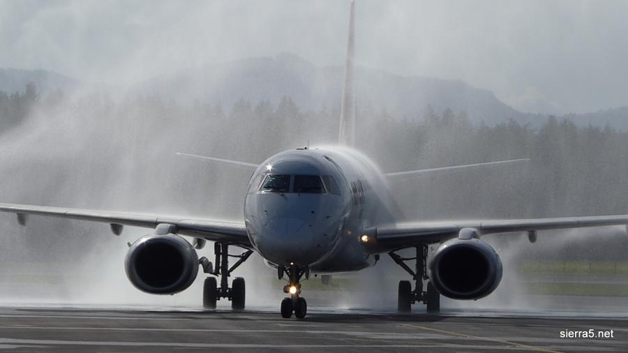 Ponovno vzpostavljena letalska povezava s Zürichom