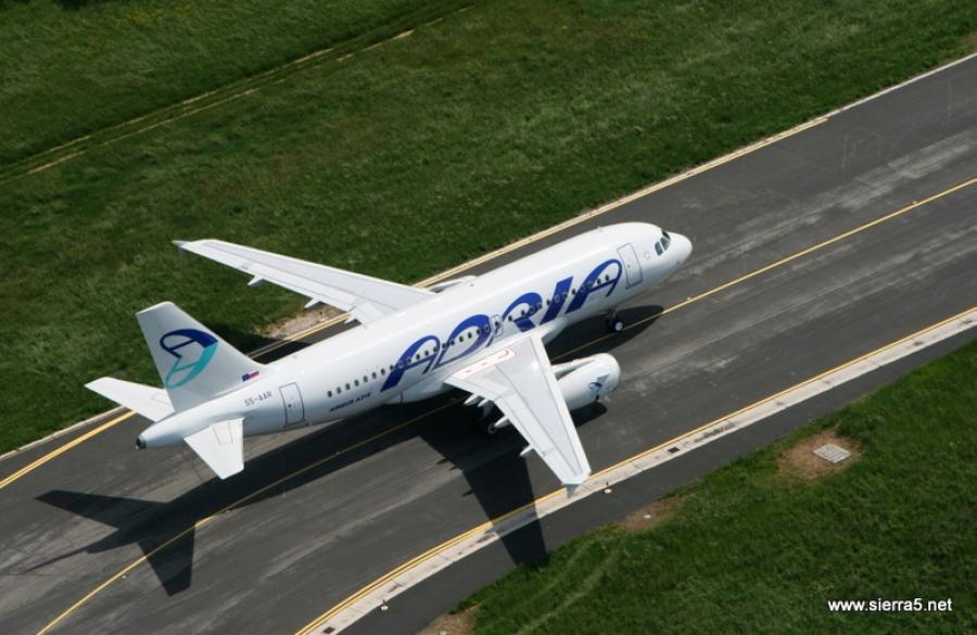 Zimski vozni red Adrie Airways