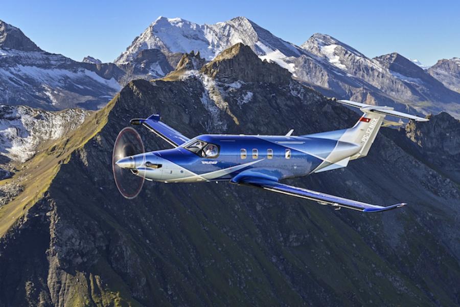 Že 1700-ti Pilatus PC-12! Prihaja še NGX!
