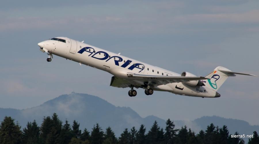 Javna agencija za civilno letalstvo ustavila postopek nadzora zoper Adrio Airways