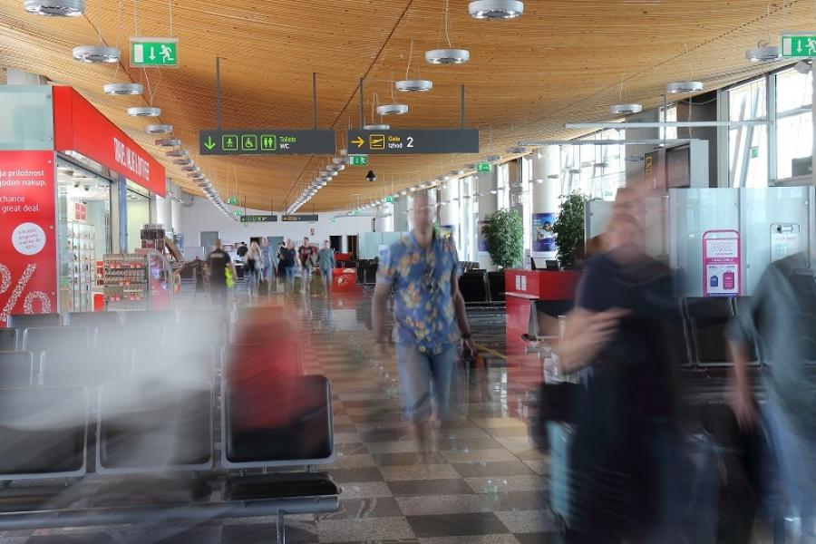 Rekordni dnevi za easyJet, Adrio in ljubljansko letališče