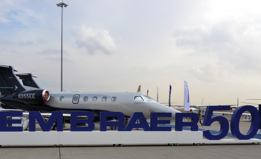 Embraer's 50: a brief history