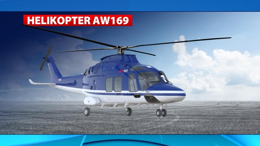 Policija bo po 12 letih dobila nov helikopter