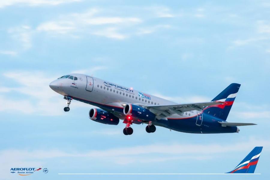 Ruski Aeroflot najavil redne lete iz Ljubljane