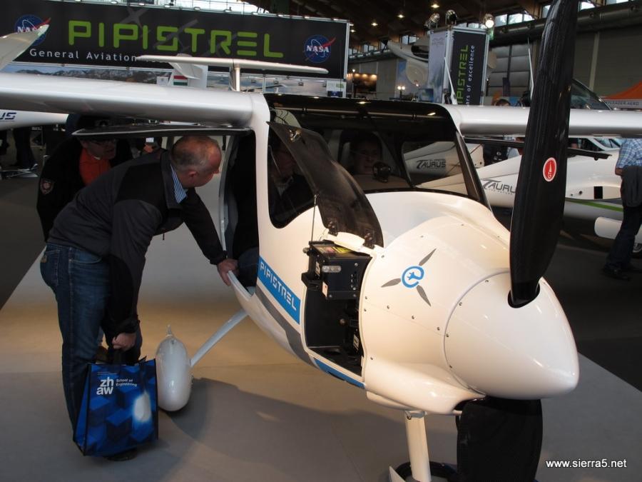 Pipistrel in partnerji projekta MAHEPA skupaj s študenti do novih rešitev na področju hibridno-električnih letal