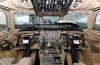Kokpit Aurorinega letala MD-82 foto Milan Korbar