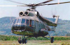 Mil Mi-8 »hip« Mi-9 in Mi-17