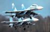 """Suhoj Su-27, Su-30 in Su-35 """"flanker"""""""